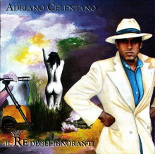 Adriano Celentano - Il Re Degli Ignoranti [Vinyl LP] used