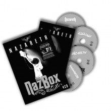 Nazareth - The Naz Box [4CD] 2011
