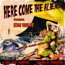 Kim Wilde - Here Come The Aliens (Yellow Vinyl) (LP) 2018