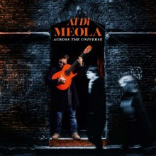 Al Di Meola - Across The Universe (CD) 2020