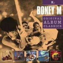 Boney M. - Original Album Classics [5CD] 2011