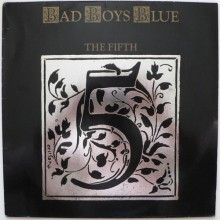 BAD BOYS BLUE - The Fifth [Vinyl LP] used