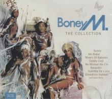 Boney M - Collection [3CD] 2012