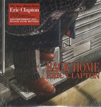 Eric Clapton - Back Home [180g Vinyl 2-LP]