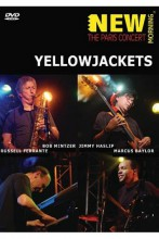 Yellowjackets - New Morning: The Paris Concert (DVD/video) 2009