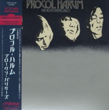 PROCOL HARUM - Broken Barricades [Mini-LP K2HD CD]