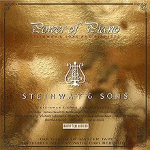 Various Artists - Power of Piano: Steinway (HD-Mastering CD)