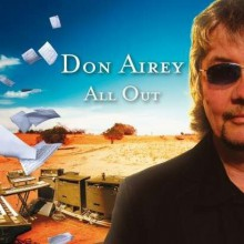 Don Airey (Deep Purple) - All Out [CD] 2011
