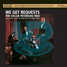 Oscar Peterson Trio - We Get Request [K2HD 24K Gold CD] (Ultimate Disc)