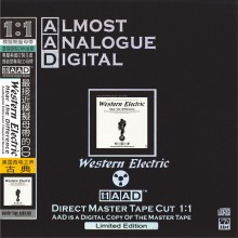 Various Artists - Western Electric Sound—Classics (24K Gold AAD CD)