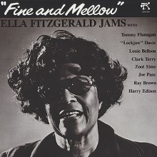 Ella Fitzgerald - Fine and Mellow [180g 45 rpm Vinyl 2LP]