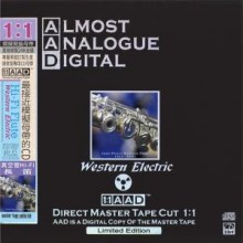 Western Electric Sound—Hi-Fi Flute (HD-Mastering CD)