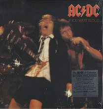 AC/DC - If You Want Blood You've Got It [180g Vinyl LP]