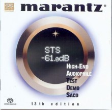 Various Artists - Marantz High-End Audiophile Test 13th Edition (SACD)