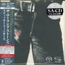 The Rolling Stones - Sticky Fingers (SHM-SACD)