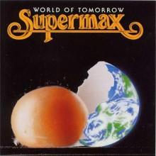 Supermax - World Of Tomorrow [CD]