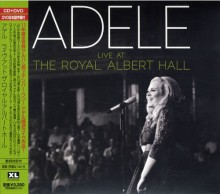 Adele - Live At The Royal Albert Hall [Japan CD+DVD] 2011