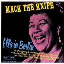 Ella Fitzgerald - Mack The Knife: Ella In Berlin (Japan UHQCD) 2017
