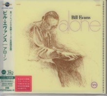 Bill Evans - Alone (MQA-UHQCD)