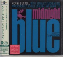 Kenny Burrell - Midnight Blue (MQA-UHQCD)