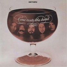 Deep Purple - Come Taste The Band (2010 remastered) [180g Vinyl 2LP]