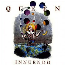 Queen - Innuendo [US 180g Vinyl LP]