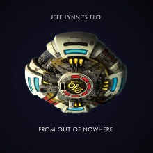 Jeff Lynne's ELO - From Out Of Nowhere (180g LP) (Metallic Gold Vinyl) 2019