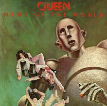 Queen - News Of The World [US 180g Vinyl LP]