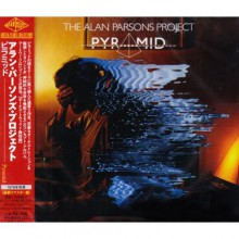 Alan Parsons Project - Pyramid (Japan CD)