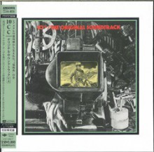 10CC - The Original Soundtrack (Mini LP Platinum SHM-CD) 2014
