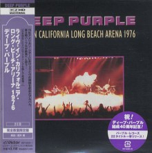DEEP PURPLE - Live In California Long Beach Arena 1976 (2CD) [Mini LP K2HD CD]