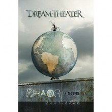 Dream Theater - Chaos In Motion 2007-2008 [2DVD+3CD]
