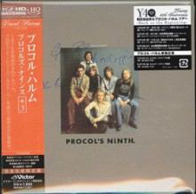 Procol Harum - Procol's Ninth [Mini LP HQCD] 2012