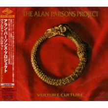 Alan Parsons Project - Vulture Culture (Japan CD)