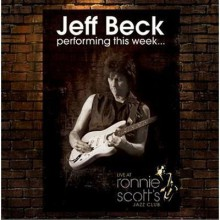 Jeff Beck - Live At Ronnie Scotts Club [Blu-spec CD]