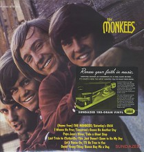 The Monkees - The Monkees [Vinyl LP]