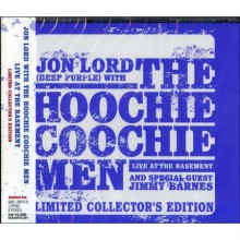 Jon Lord & HOOCHIE COOCHIE MEN - Live At The Basement (3CD) [Japan CD]