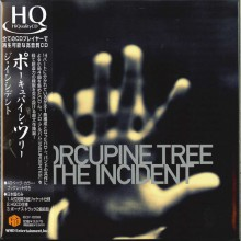 PORCUPINE TREE - The Incident (2CD) [Mini-LP HQCD]