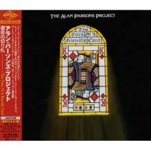 Alan Parsons Project - The Turn Of A Friendly Card (Japan CD)