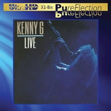 Kenny G - Live (UltraHD 32Bit PureFlection CD)