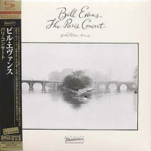 BILL EVANS - The Paris Concert Edition One [Mini LP SHM-CD]