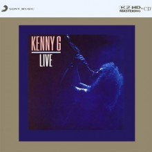 Kenny G - Live (Japan K2HD CD)