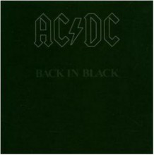 AC/DC - Back In Black [180g Vinyl LP]