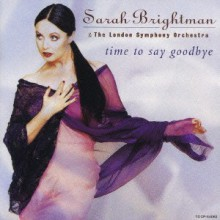 Sarah Brightman - Time To Say Goodbye (Japan CD)