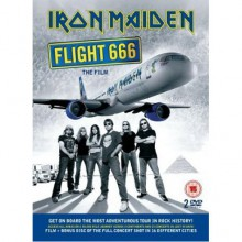Iron Maiden - Flight 666 (Deluxe Edition 2-DVD/video) 2009