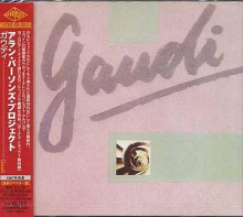 Alan Parsons Project - Gaudi (Japan CD)