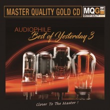 Various Artists - Audiophile Best Of Yesterday Vol.3 (Master Quality Gold CD MQGCD) 2019