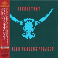Alan Parsons Project - Stereotomy (Japan CD)
