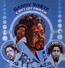 Barry White - Can't Get Enough [Vinyl LP]