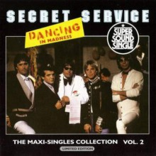 Secret Service - The Maxi-Singles Collection Vol 2 [24-bit CD]